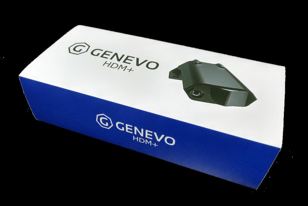 Genevo HDM+ detector de radar de instalación